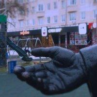 На ощупь мы такие разные :: Микто (Mikto) Михаил Носков