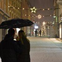 Первый снег :: Wow4ik Sp