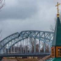 Мост Белелюбского :: вадим климанов