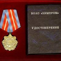 Награды мертвого завода :: Илья