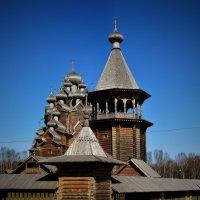 Церковь во имя Покрова Пресвятой Богородицы. :: ТАТЬЯНА (tatik)