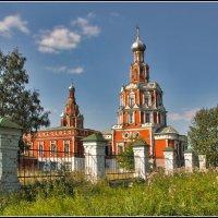 Церковь Иконы Божией Матери Смоленская в Софрино :: Дмитрий Анцыферов