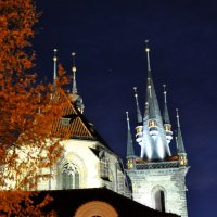 замок в ночи :: vg154