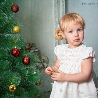 Новогодняя сказка :: Юлия Дмитриева