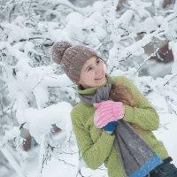 По дороге в институт (первый снег) :: Руслан Кокорев