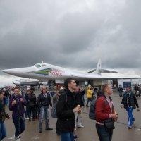 Бомбардировщик Ту-160 Белый лебедь :: Andrew