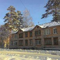 Старые дома:))) :: Владимир Звягин