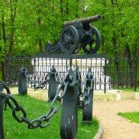 Памятник войны 1812 года. :: Александр Атаулин