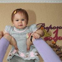 Вероника 1 год :: Иван Бобков
