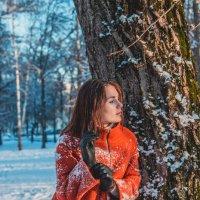 холод :: Максим Ноздрачев