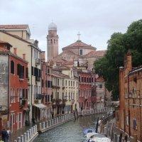 Дождливая Венеция :: Плюшевая Пальма