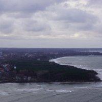 Море, небо, суша. :: Максим Воробьев