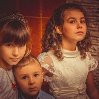Дети :: Иван Янковский