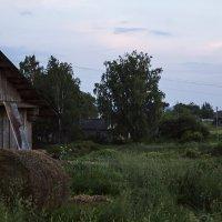 Вечер в деревне :: Александр