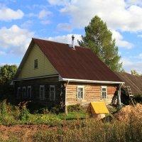 Домик в деревне,  Обновление :: Nikolay Shumilov