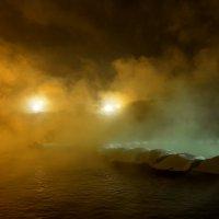 Ухожу в туман... :: Витас Бенета