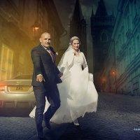 Свадьба Евгения и Анастасии :: Андрей Молчанов