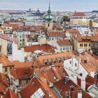 Крыши Златой Праги #7 :: Олег Неугодников
