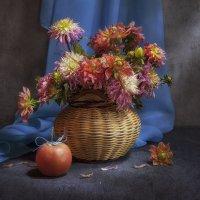 Осенний...с маленьким бантиком. :: Лилия *