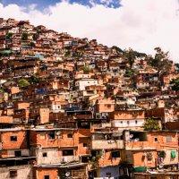 Трущобы Латинской америки :: Николай Бакс