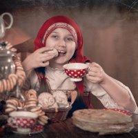 чаёвничаем. :: Elena Shishkova