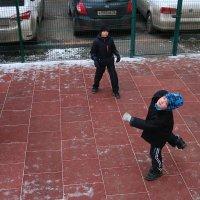 про мяч :: Alexandr Shemetov