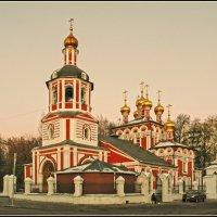 Церковь Рождества Христова в Измайлово, 1676 :: Дмитрий Анцыферов
