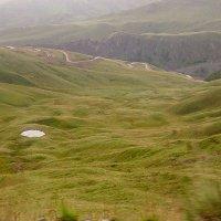 Спуск с горы Сирх.. КБР... :: Юлия Бабитко