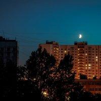Спящий район ... :: Рома Григорьев