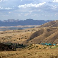 Южный Казахстан :: oxana kritskaya