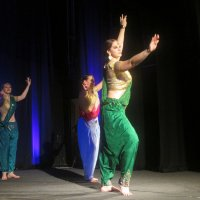 Индиский танец :: imants_leopolds žīgurs