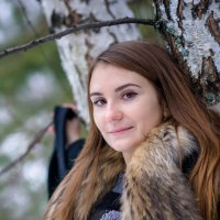 Зимний портрет :: Михаил Архипов