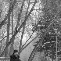 Зимнее одиночество :: Олег Карташов