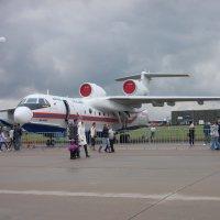 БЕ-200 самолет-амфибия :: Andrew