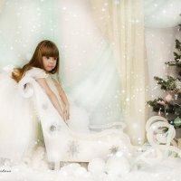 в Новый год :: Anna Dontsova
