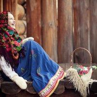 Хорошее настроение :: Оксана Шаталина