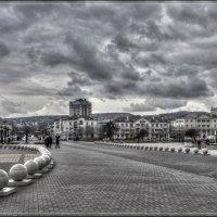 Зимний город :: Марина
