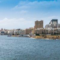 Панорама Слимы, Мальта :: Witalij Loewin