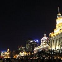 Ночной Шанхай :: Сергей Смоляр