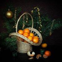 Новогодние мандарины :: Ирина Приходько