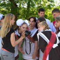 Мальчишки и девчонки.... :: Мария Букина