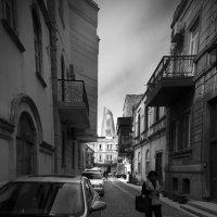 Старый Баку :: Алексей Окунеев