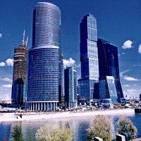 Москва - сити :: Борис Александрович Яковлев