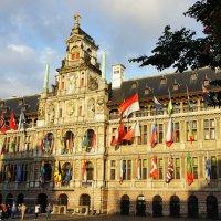 Городская ратуша в Антверпене :: Елена Павлова (Смолова)
