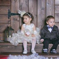 Новогодние малыши :: Мария Минакова