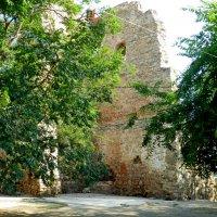 старая крепость :: Люша