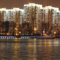 Ночной Минск :: Анатолий Шумилин