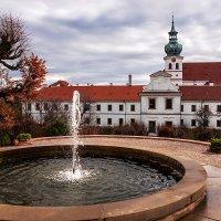 Бржевновский монастырь :: Алексей Морозов