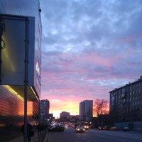 закат в декабре :: esadesign Егерев