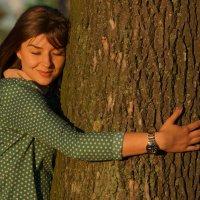 Когда деревья были большие.. :: Евгений Розыев